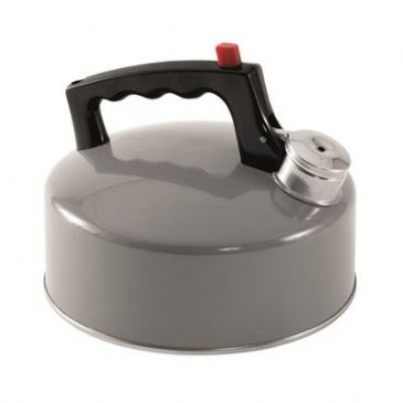 Outwell STAINLESS STEEL WHISTLING KETTLE
